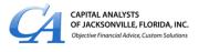 Capital Analysts of Jacksonville Florida