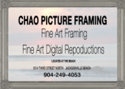 Chao Picture Framing