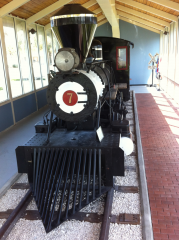 The 1911 Train Engine