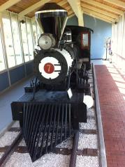 The 1911 Train Engine