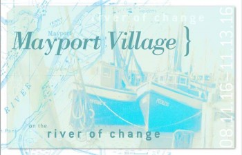 Mayport Village Postcard