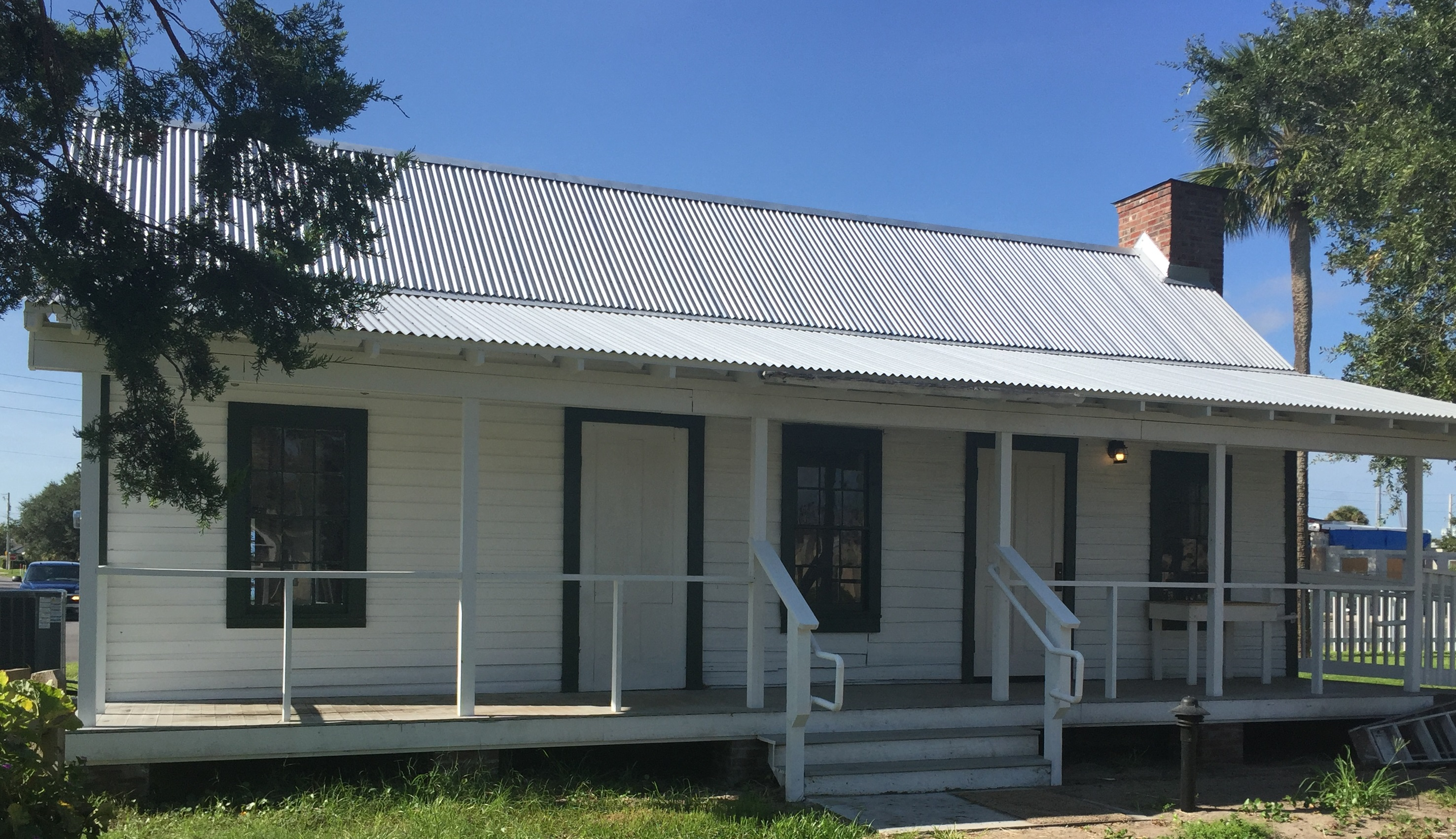 The Oesterreicher-McCormick Cabin Dedication