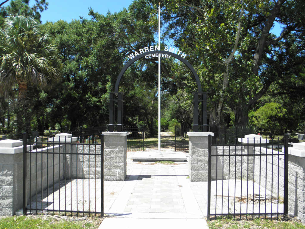 Cemetery Tour: H. Warren Smith