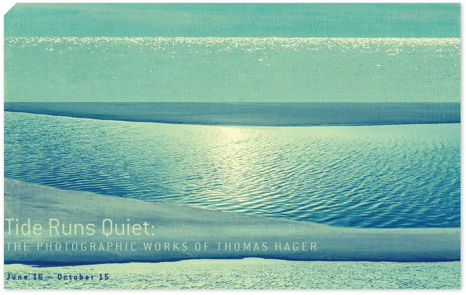 "Artist Demonstration ""Tide Runs Quiet: The Photographic Works of Thomas Hager"""