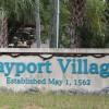 Mayport Village Sign 2016