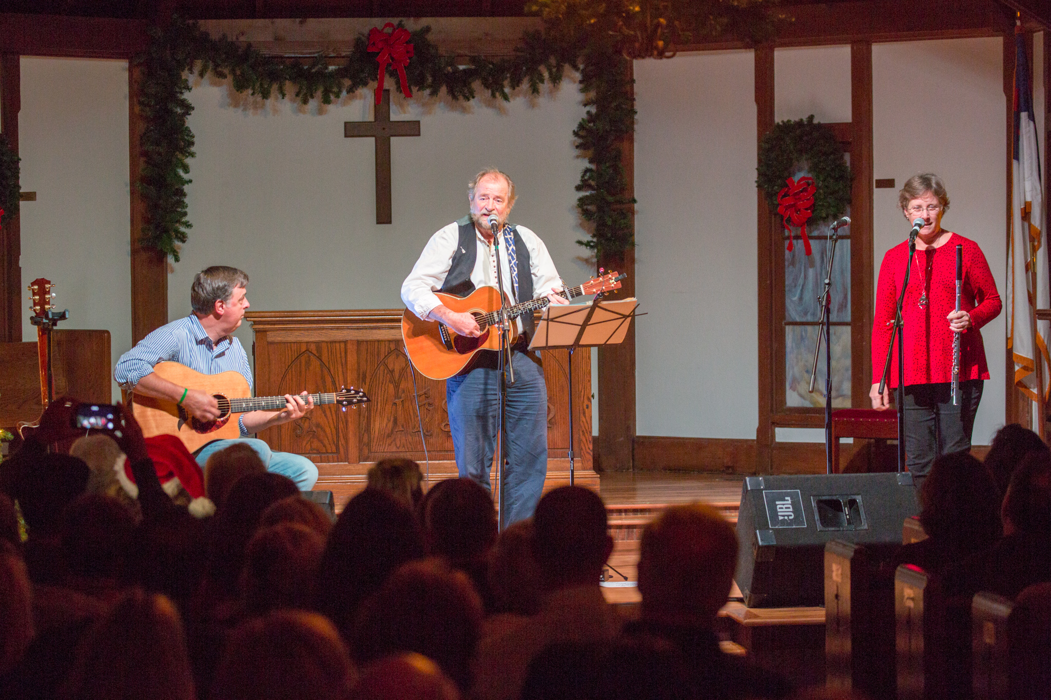 Chapel Concert: Celtic Christmas