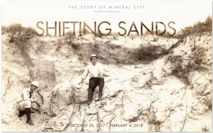 Opening Night Reception: Shifting Sands: The Story of Mineral City