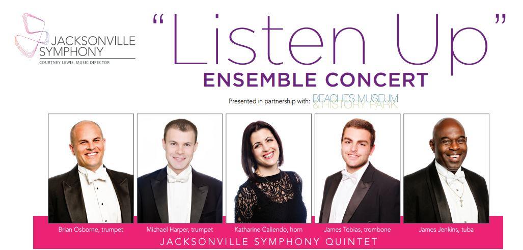 Listen Up Ensemble Performers