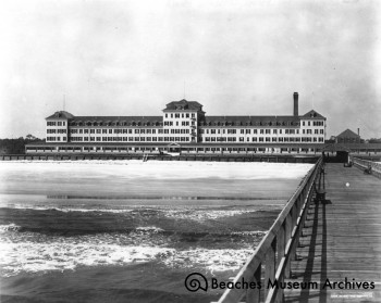 The Continental Hotel, ca. 1902.