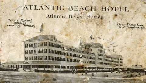 The First Atlantic Beach Hotel