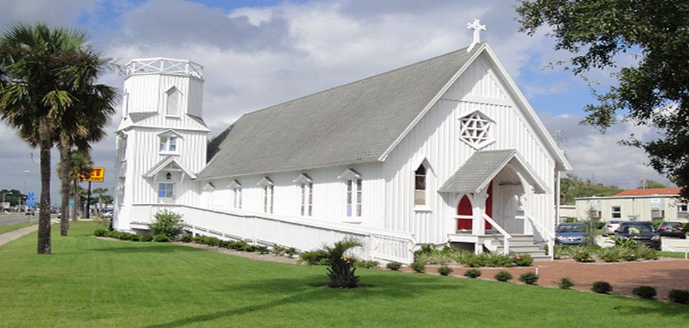 Beaches Museum Chapel